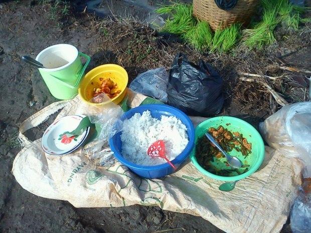 piknik sepeda (menu sarapan)